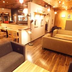 Haleiwa cafe ハレイワカフェ 京都桂店の雰囲気1