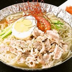 特製ラーメン(醤油・豚骨)/冷麺/梅冷麺