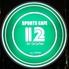 スポーツ SPORTS CAFE 12のロゴ