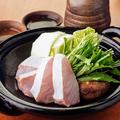 料理メニュー写真くえ鍋(一人前)