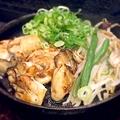 料理メニュー写真【牡蠣フェア!】牡蠣バター焼