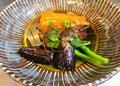 料理メニュー写真煮付け、塩焼きのお魚いろいろ揃えております!
