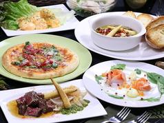 カフェ レストランテ ソラのコース写真