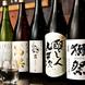 魚に合う日本酒も種類豊富
