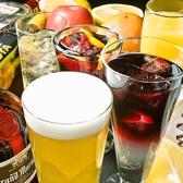 ドリンクは70種類以上!当店オリジナルのドラフトビールやスペインのマオウ樽生を始め、カクテル多数、ワイなどバリエーションに富んだ絵ニュー★