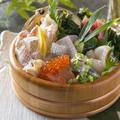 料理メニュー写真仙台鮮魚の桶盛(中)
