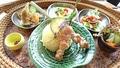 料理メニュー写真アジアンランチ