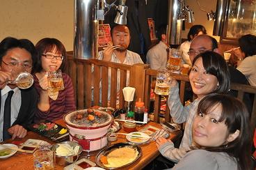 大衆焼肉ホルモン とりとん 春日井高蔵寺店の雰囲気1