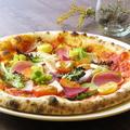 料理メニュー写真新潟いろいろ野菜の菜園風トマトソース
