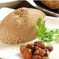料理メニュー写真鶏白レバーのパテ