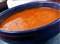 料理メニュー写真シャマイムスープ (スパイシートマト&ひよこ豆)