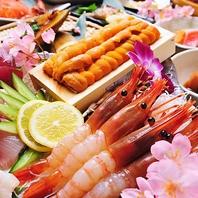 栄の海鮮居酒屋【奥志摩】自慢の旬の食材!宴会コース!