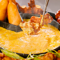 多数の韓国料理をご用意