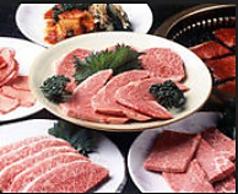 焼肉和牛専門店 とらじのコース写真