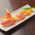 料理メニュー写真本日の握り寿司(5貫)