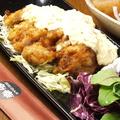 料理メニュー写真鶏南蛮タルタル照焼き
