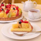 Delices デリス tarte&cafe 大丸心斎橋店の雰囲気2