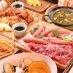 cafe de フウカ 3BANCHOBAR サンバンチョウバルのコース写真