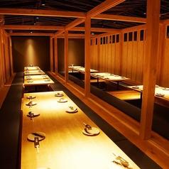 北海道食市場 丸海屋 離 紙屋町店の雰囲気1