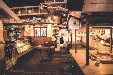 ラブストーリーは突然に!恵比寿にできた昭和気分を味わえる屋台居酒屋