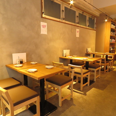 東京焼鳥と野菜巻きの店 Hayato to Hinataの雰囲気1