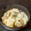 料理メニュー写真ポテトチーズ焼き