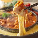 イタリアンチーズタッカルビ◆流行のチーズタッカルビをイタリアン風にアレンジ!新しいタッカルビを