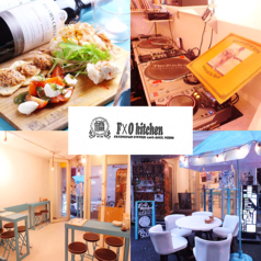 New York kitchen FOkitchenの写真