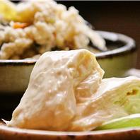日本水源の森100選に指定された源流水を使用した豆腐