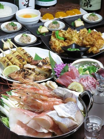 こだわりの食材を使用した和食が人気!!戸田公園のアットホームな居酒屋!!