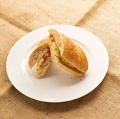 料理メニュー写真グラハムサンド ベーコン&チーズ