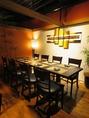 【ジアイ―ノ設置中!】店内次亜塩塩素で常に綺麗な空気を保っています◎テーブル個室もあります