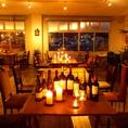 10名様用のテーブル席は2つ。繋げることもできます◎新年会・歓送迎会等の貸切パーティーにもぴったり。貸切は30名様~立食で最大100名様までOK☆
