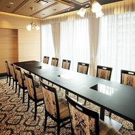 【講和の間】日清講和条約締結会場をイメージした個室