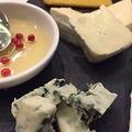 料理メニュー写真チーズの盛り合せ