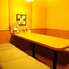 4~6名用の完全個室