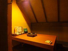 個室で女子会◎隠れ家のようなお部屋です!