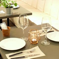 ◆デートや記念日に…雰囲気抜群!※個室ではありません