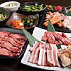飛騨牛焼肉・にくなべ屋 朧月 豊田キタ町店のコース写真