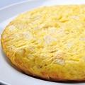 料理メニュー写真スペインオムレツ