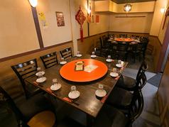 ◆広々とした個室が2部屋ございます。同窓会や歓送迎会、会社宴会などの様々な宴会シーンに便利♪