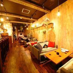 Cafe&Diner Canvas キャンバスの雰囲気1