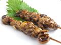 料理メニュー写真うなぎの肝串(1本)