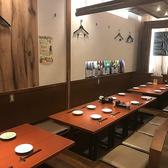 餃子食堂マルケン JR大久保店の雰囲気2