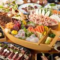 ★海鮮★絶品な鮮度抜群の新鮮魚介!良質な食材が集まるすすきのの魅力をこれまでにない視点からお楽しみ頂ける新鮮魚介類をお楽しみいただけます!贅沢な食材を使用した食べ放題コースは2980円、3980円と2種類ご用意!お座敷の完全個室も完備!最大50名様迄の団体様もご案内可能♪個室のお席も充実!#食べ放題 #寿司