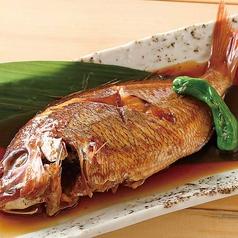 料理メニュー写真新潟漁港直送 鮮魚の煮付