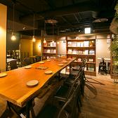 #お肉とワイン next..肉MARKET 天王寺店の雰囲気2