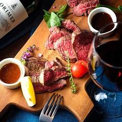 牛串と和牛ステーキ 原価肉酒場 ゑびすの特集写真