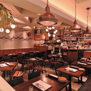 CORDUROY cafe コーデュロイカフェ at KITTE博多店の雰囲気1