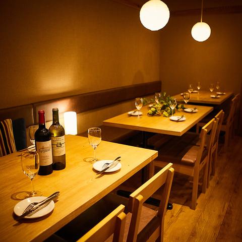 個室 食べ放題&飲み放題 チーズと肉バル MATILDA 札幌店|店舗イメージ5